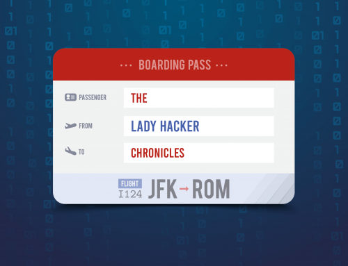 The lady hacker chronicles chapter V