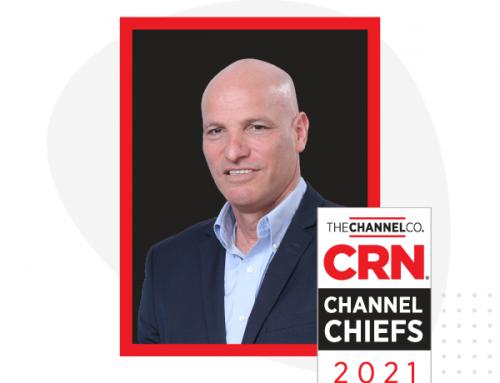 odix CEO Dr. Oren Eytan has been selected a 2021 CRN Crew Chief