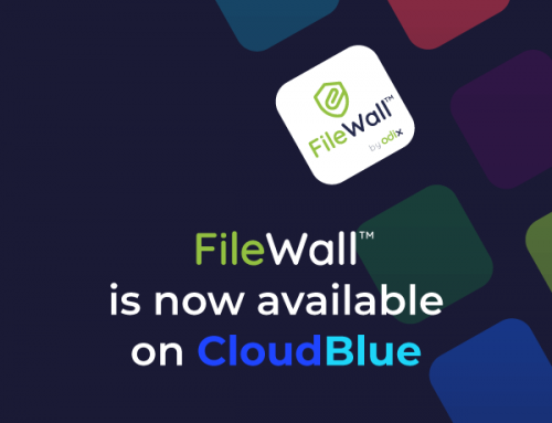 FileWall™ by odix is now available through Ingram Micro's CloudBlue Platform
