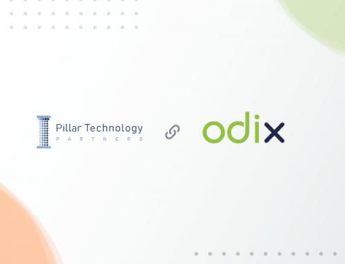 Pillar Technology Partners Announces Strategic Partnership with odix