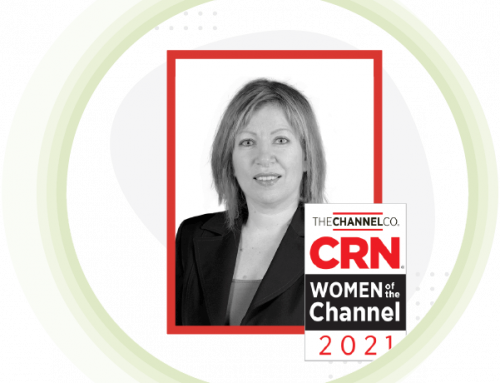 Revital Libfrand, CMO of odix Featured on  CRN's 2021 Women of the Channel List